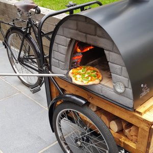 Lot 33 Wood Fired Mobile Pizza Bike